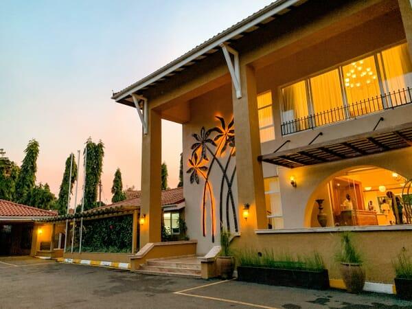 No.5 Boutique Hotel Entebbe Uganda