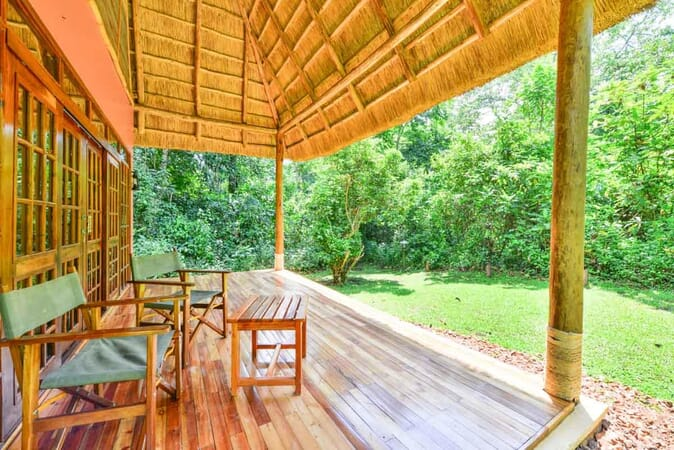Primate Lodge Kibale Uganda