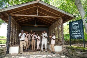 Volcanoes Kyambura Gorge Lodge
