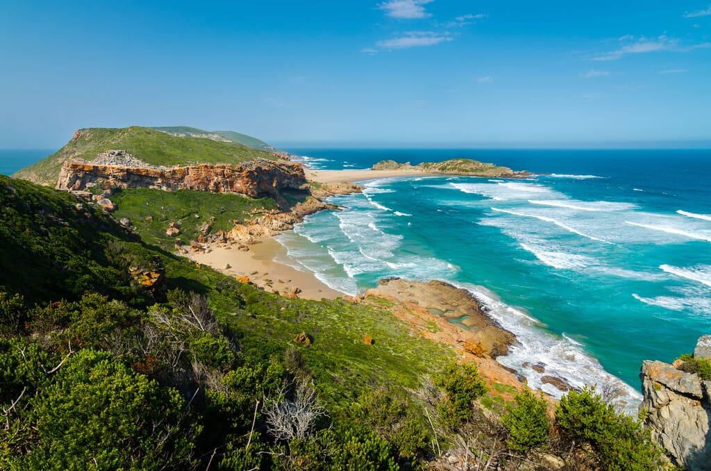 South Africa family safari holiday Garden Route Plettenberg Bay