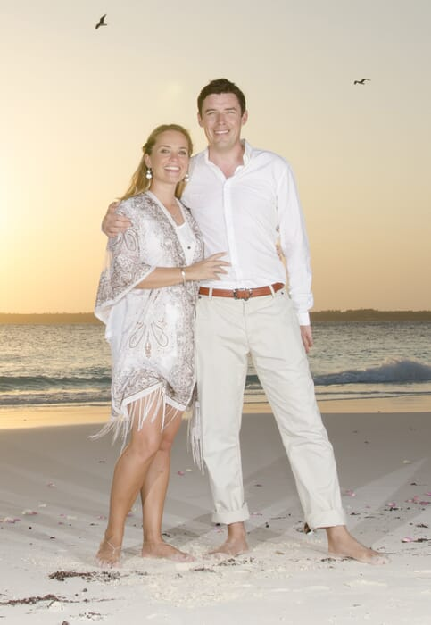 Mike and Tess family safari specialists Coral Tree luxury family safaris
